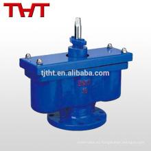 válvula de liberación de aire de hierro fundido de doble orificio