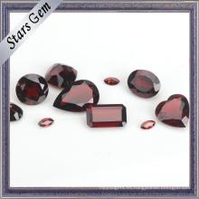 Verious Shape Natural Wine Red Garnet