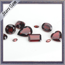 Verious Shape Natural Wine Red Garnet
