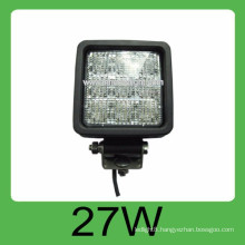 27w DC10-30V 2430LM Car led Work light bulb