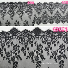 2015 Hot Sale Trimming Embroidery Lace (67004)