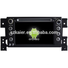 ГЛОНАСС/GPS андроид 4.4 зеркало-ссылка ТМЗ видеорегистратор автомобильный навигатор для Сузуки Гранд Витара с GPS/Bluetooth/ТВ/3Г