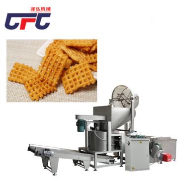 автоматическая линия по производству хрустящей рисовой корочки