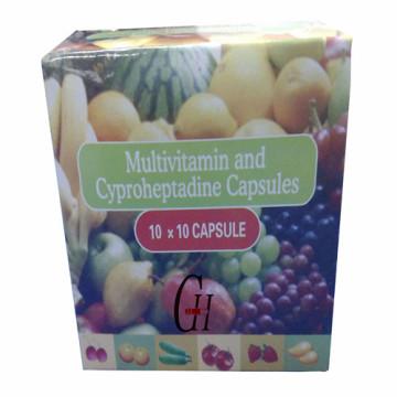 Multivitamin- und Cyproheptadin-Kapseln