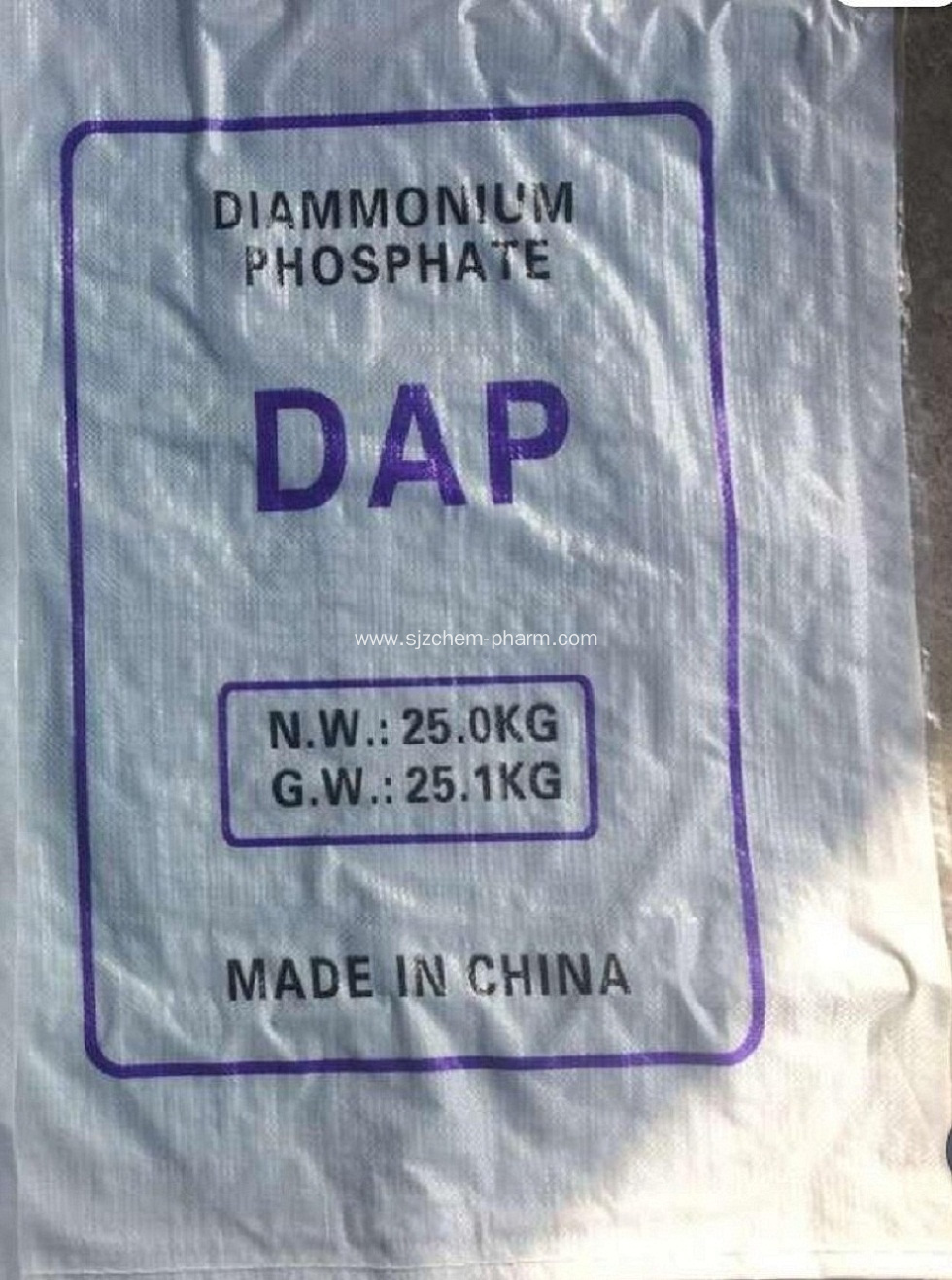 Diammonium Phosphate Fertilizer in Argriculture