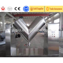 SS304 50-1000L V Form kleinen Granulat Pulver Mixer Mischer