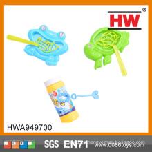 La burbuja de jabón de la alta calidad fijó el juguete que sopla burbujas