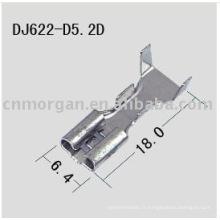 DJ622-D5.2D terminal à souder