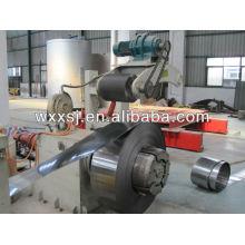 máquina de corte de acero del silicio