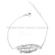 Fashion 925 Silver Jewelry, Brass Jewellery, Chain Bracelet (KT3051)