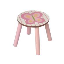 Belle chaise bébé à motif papillon avec 4 jambes (WJ277255)