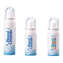 Pulverizador fisiológico del agua marina del limpiador nasal