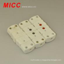 ГИВЦ керамический разъем термопары с высоким качеством для продажи поставщика Китая