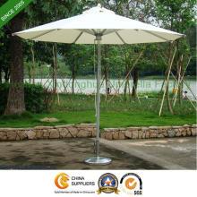 9 pieds du marché parapluie Aluminium pour mobilier d'extérieur jardin (PU-0027A)