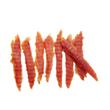 Private Label Natural Duck Breast Jerky Dog Treat Private Label OEM Supplier Best Selling Pet Treats