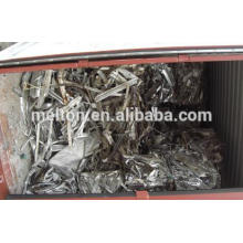 used Aluminium Extrusion 6063 raw material for Sale