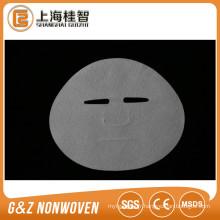 Masque facial japonais feuilles de masque facial en soie pure