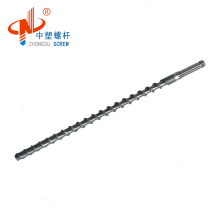 meltblown nonwonven extruder single screw and barrel best quality from Chinese factory