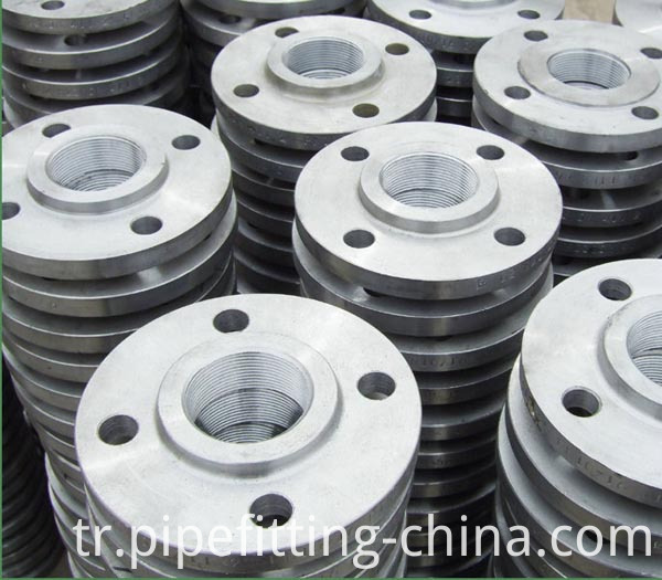 A105 welded steel flanges
