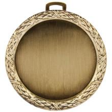 Médaille vierge de sport personnalisé de marque OEM
