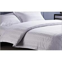 100% Cotton/ T/C 50/50 Jacquard Hotel/Home Bedding Set (WS-2016010)
