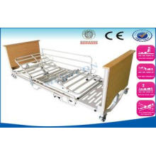 Hospital Electric Nursing Beds With Full Length Side Rails