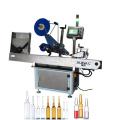 2 head vial oral liquid medicine filling machine with conveyor line