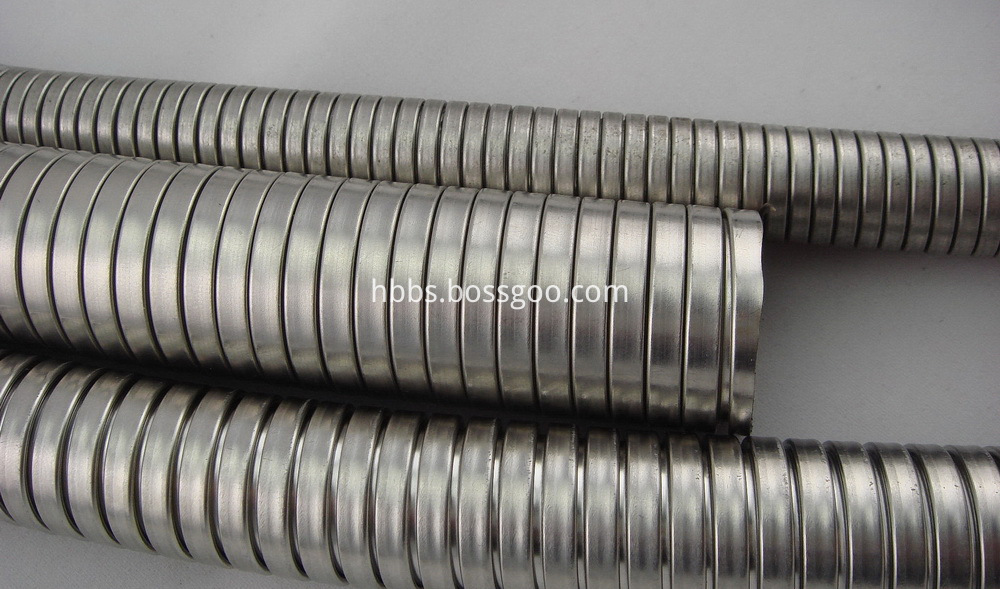 Stainless Steel Braided Pipeline