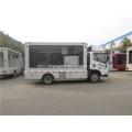 Мобильный сценический грузовик / уличный светодиодный мобильный грузовик