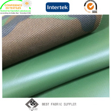 PVC Coated 100% Nylon 1000d Cordura Fabric with Military Printed