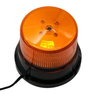 ชุดไฟ Magnet เพดาน Amber Strobe LED Beacon Warning Light