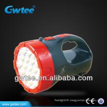 1600MAH led spot lighting searchlight