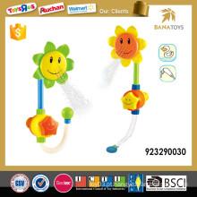 Flower estilo bebê chuveiro conjunto de brinquedos de banho