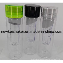 Salud botella de agua de limón / botella de fruta de desintoxicación