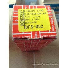 Refrigeración línea líquida Fliter Drier (DFS-052)