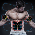 EMS Abdominal Exerciser Device Smart ABS Fit Training Slimming Massager Electronic Muscle Toner Fitness System Body Trainning