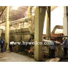 Good Quality for Horizontal Fluid Bed Drying Machine Xylitol Granules Drying Machine supply to Tuvalu Importers