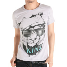 Top Qualität Baumwolle Fashion Custom Design Druck Mann T-Shirt