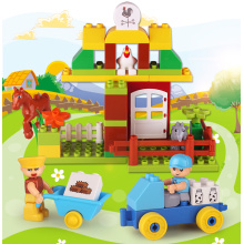 Construction Blocks Toys for Nursery School