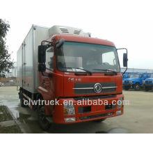 Dongfeng 8-12 toneladas de congelador congelador de camiones para la venta