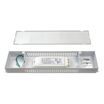 Piezas de metal led lastre conductor