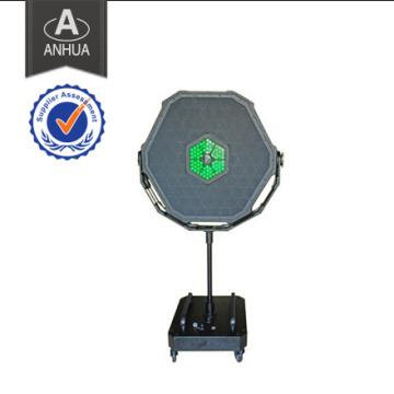 Dispositif acoustique longue portée avec roues
