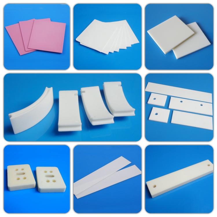 Alumina ceramic substrates