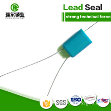 Plastic cable lock container seal steel wire seal