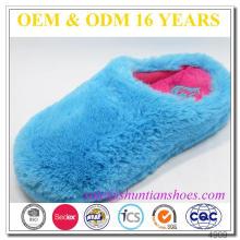 Zapatillas de mujer de lana artesanal alemana