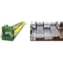Rollo de cubierta de piso automático QJ que forma la máquina