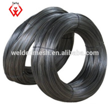 Uso común de clavos alambre de hierro negro (ISO y SGS)