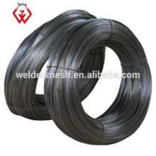 Usage des ongles communs fil de fer noir (ISO et SGS)