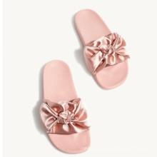 цена по прейскуранту завода Китай розовый боути мягкая резиновая подошва тапочки