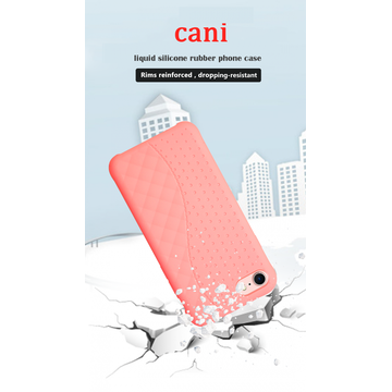 Custodia morbida per cellulare in silicone Soft Back per iPhone6